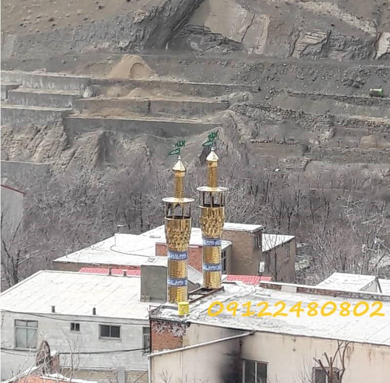 ساخت گنبد و گلدسته در تهران
